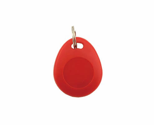 rfid abs key fob for door lock